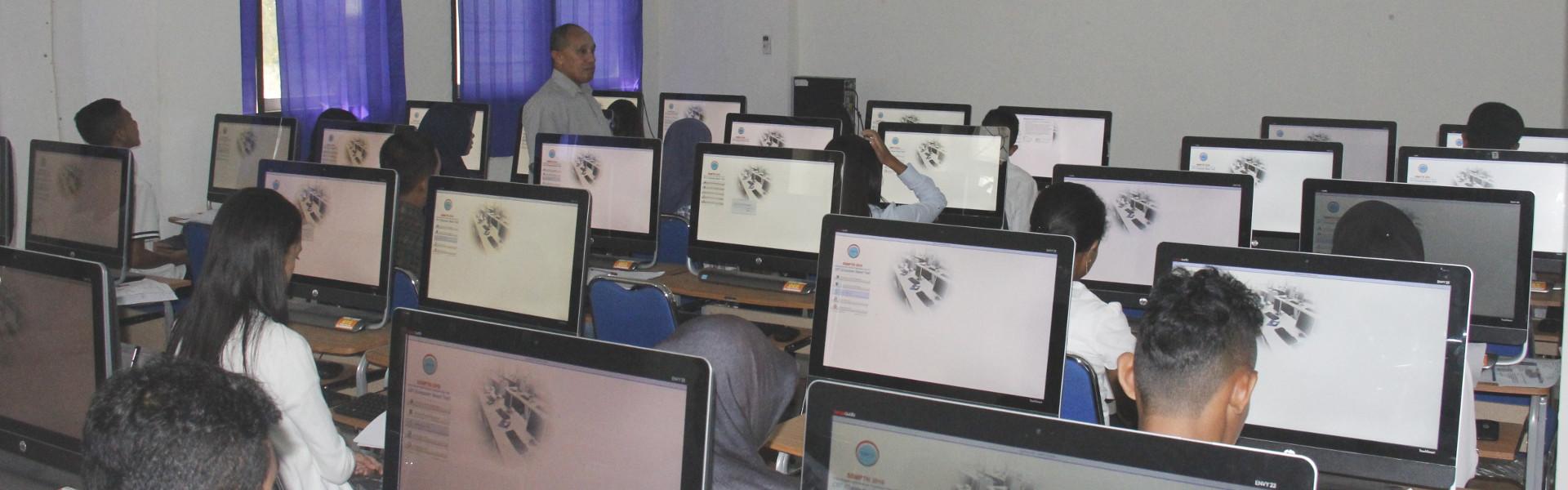Lab Komputer UPT TIK